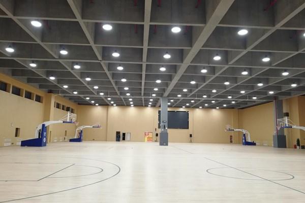 大连海事大学篮球场体育馆改造工程案例