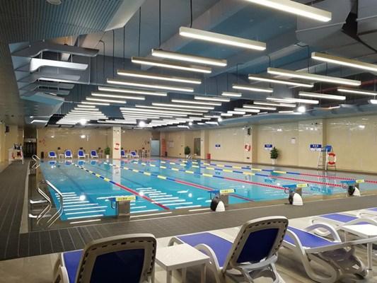 北京航天航空大学体育馆游泳中心改造
